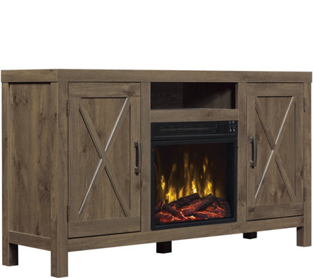 ClassicFlame Humboldt Fireplace TV Stand for TVs up to 55""