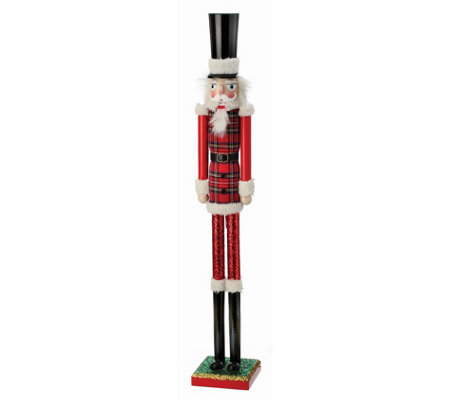 Wooden Nutcracker Set Of 2 By Valerie