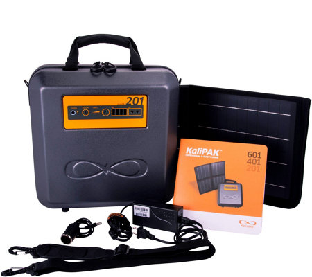 KaliPAK 201 192-Watt Hour Portable Generator Kit
