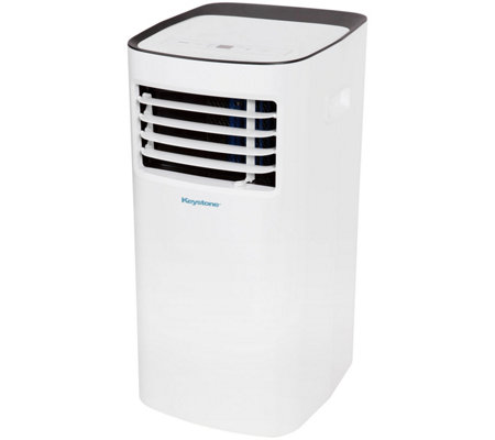 Keystone 100 sq. ft. Portable Air Conditioner with Remote