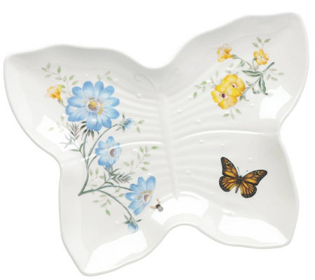 Lenox Butterfly Meadow Large Butterfly Tray