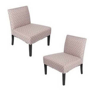 Angelo:Home Bradstreet Set Of 2 Chairs   H190930