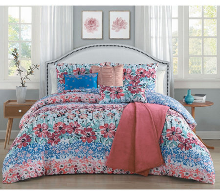 Avondale Manor Carla 7-Piece Queen Comforter Set