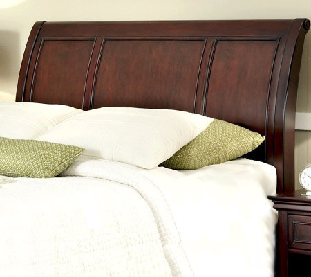 Home Styles Lafayette Queen/Full Sleigh Headboard