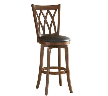 Hillsdale Furniture Mansfield Swivel Counter Stool