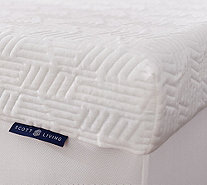 "Scott Living Full 4"" Reversible Memory Foam Topper - H218532"