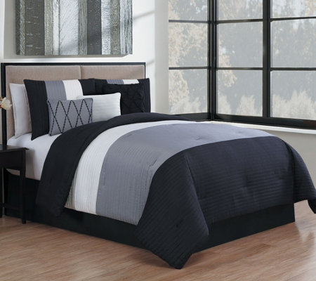 Avondale Manor Manchester 7-Piece Queen Comforter Set