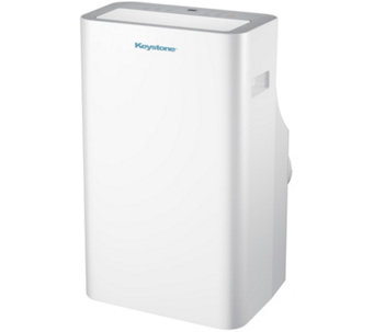 Keystone 300 Sq. Ft. Portable Air Conditioner With Remote   H301433