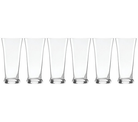 Lenox Tuscany Classics Set Of 6 Flared Beverageglasses