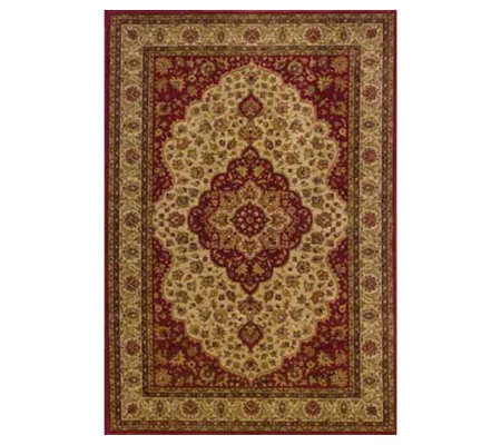 Sphinx Bijar 9'10 x 12'9 Rug by Oriental Weavers