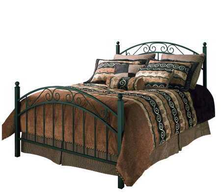 Hillsdale Furniture Willow Bed - King