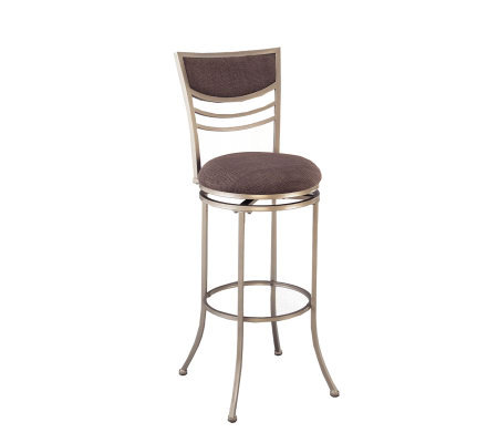 Hillsdale Furniture Amherst Swivel Bar Stool