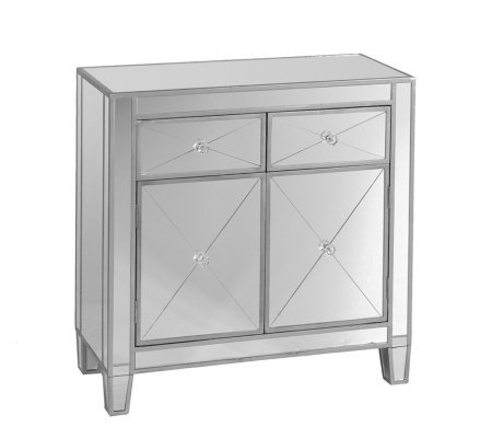 Knight Mirrored Cabinet