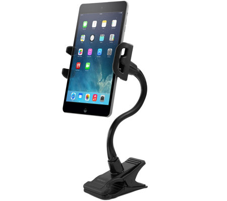 Flexible Clip Mount for iPhone, iPad, Smartphones