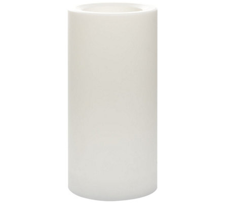 "Candle Impressions 8"" Indoor/Outdoor Color Changing Pillar"