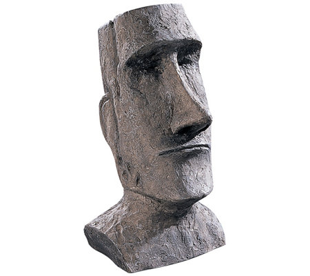 Design Toscano Desktop Easter Island Moai Head