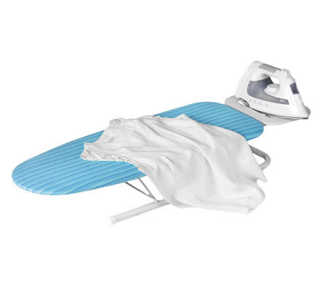 Honey-Can-Do Deluxe Tabletop Ironing Board