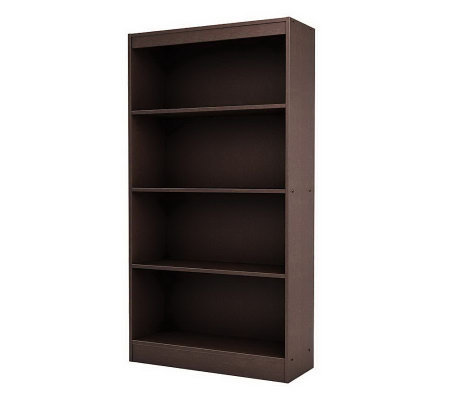 South Shore Axess 4-Shelf Bookcase