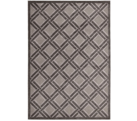 "Graphic Illusions 7'9"" x 10'10"" Rug by Nourison"