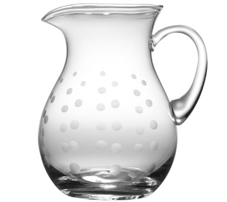 Mikasa Round Pitcher - Cheers Collection