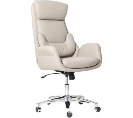 Techni Mobili Ergonomic Office Chair with Lumbar Support