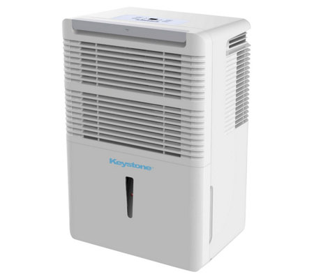 Keystone 70-Pint Dehumidifier with Built-In Pump