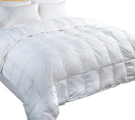 Blue Ridge 233TC Cotton Cambric Down King Comforter