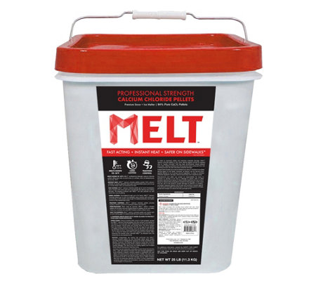Snow Joe MELT 25-lb Bucket Pro Strength PelletIce Melter