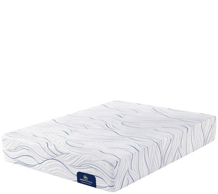"Serta Perfect Sleeper 12"" Gel Memory Foam TwinMattress"