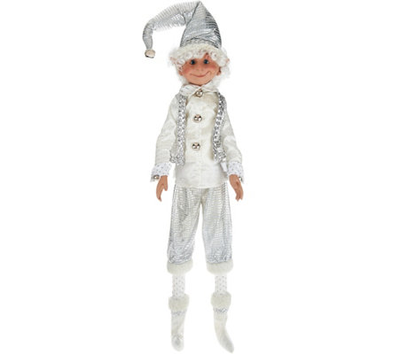 "Floridus Elves 24"" ""Rainor"" Elf Figurine"
