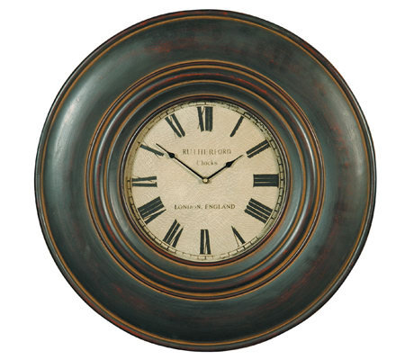 Adonis Clock by Uttermost