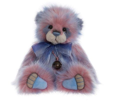 Charlie Bears Collectible Panda Lollipop Secret Collection — QVC com
