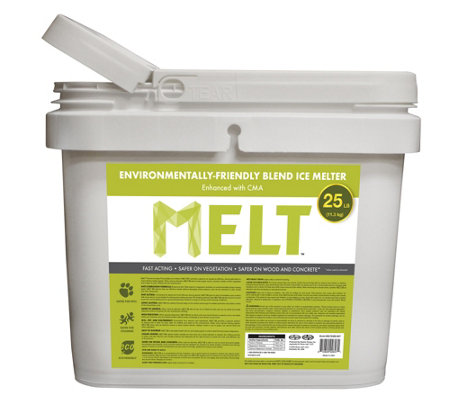 Snow Joe MELT 25-lb Bucket Premium Enviro-BlendIce Melter