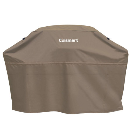 "Cuisinart 70"" Heavy-Duty Rectangular Grill Cover"