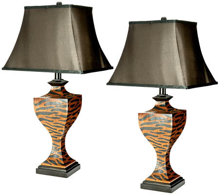 Safavieh Sahara Safari Lamp
