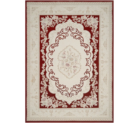 "Casa Zeta-Jones 5'2""x7'3"" Indoor Chateau Rug"