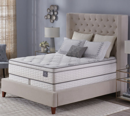 Serta Perfect Sleeper Hotel Excursion Pillowtop CK Mattress Set