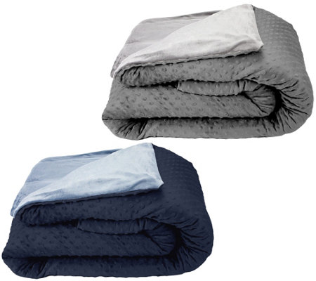 Blue Ridge Weighted Blanket with Removable Cover