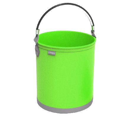 ColourWave Collapsible 2.6-Gallon Water Bucket