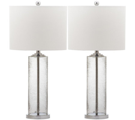 Safavieh Set of 2 Grant Table Lamps