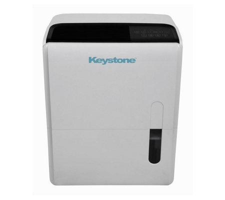 Keystone 95-Pint Dehumidifier with Built-In Pump