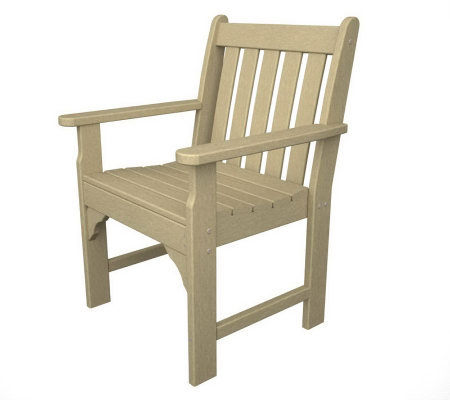 POLYWOOD Vineyard Arm Chair
