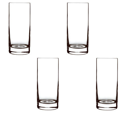 Luigi Bormioli 16.25-oz Classico Beverage Glasses - Set of 4
