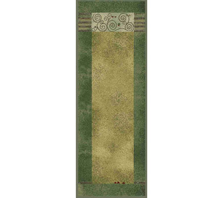 "Sphinx Scrolls 2'7"" x 9'1"" Rug by Oriental Weavers"