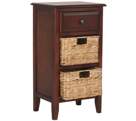 Safavieh Everly Side Table with Drawers