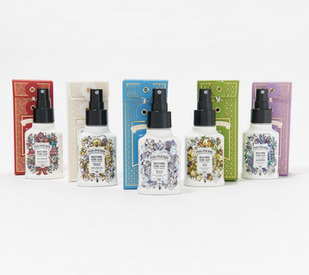 Poo-Pourri 5-Piece Deodorizer Set with Decorative Gift Boxes