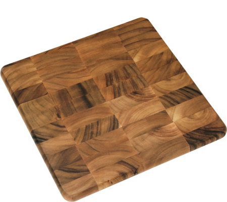 "Lipper Square 14"" Chopping Block"