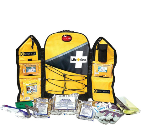 Life Gear Wings of Life Emergency PreparednessBackpack