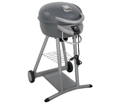 Char-Broil Electric Patio Bistro Grill - Graphite