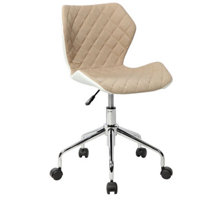Techni Mobili Modern Height Adjustable Office Task Chair